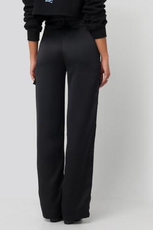 Pantaloni Satin Cargo1