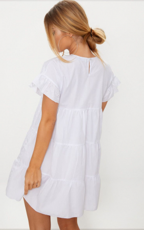 Rochie Broderie Anglaise Smock [2]