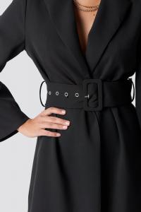 Rochie Wide Sleeve Belted Blazer [3]
