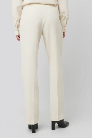 Pantaloni Creased Mid Rise Suit [1]