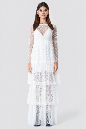 Rochie Long Sleeve Lace0