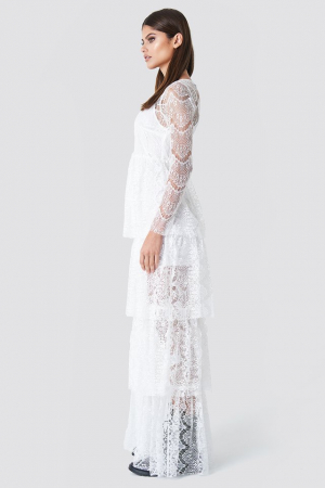Rochie Long Sleeve Lace1