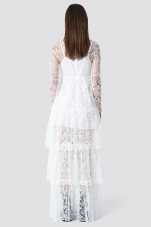 Rochie Long Sleeve Lace2