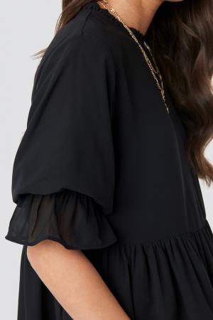 Chiffon Mini Dress [2]