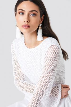 Rochie Crochet Open Back [1]