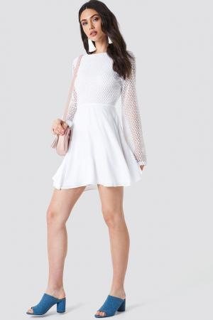 Rochie Crochet Open Back [0]