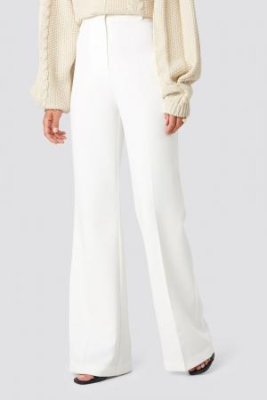 Pantaloni High Waist Bootcut1