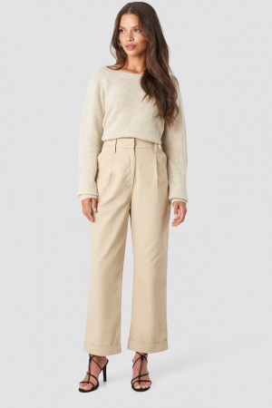 Pantaloni Straight Cargo [1]