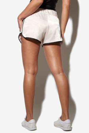 Pantaloni Satin Shorts [2]