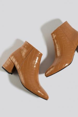 Botine  Croco Ankle [3]