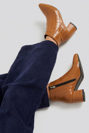 Botine  Croco Ankle [4]