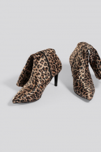 Botine Leopard Patterned Boots [6]