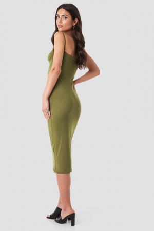 Rochie Thin Strap Midi1