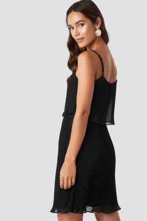 Rochie Pleated Mini1
