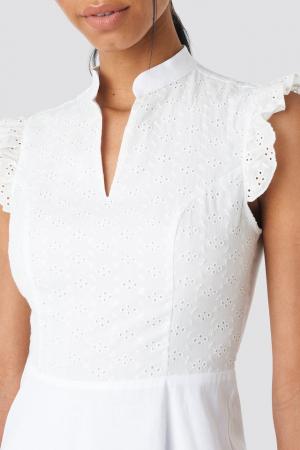 Rochie Embroidered Mini3