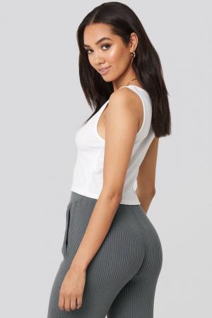 Cassie Cut Neck Top [1]