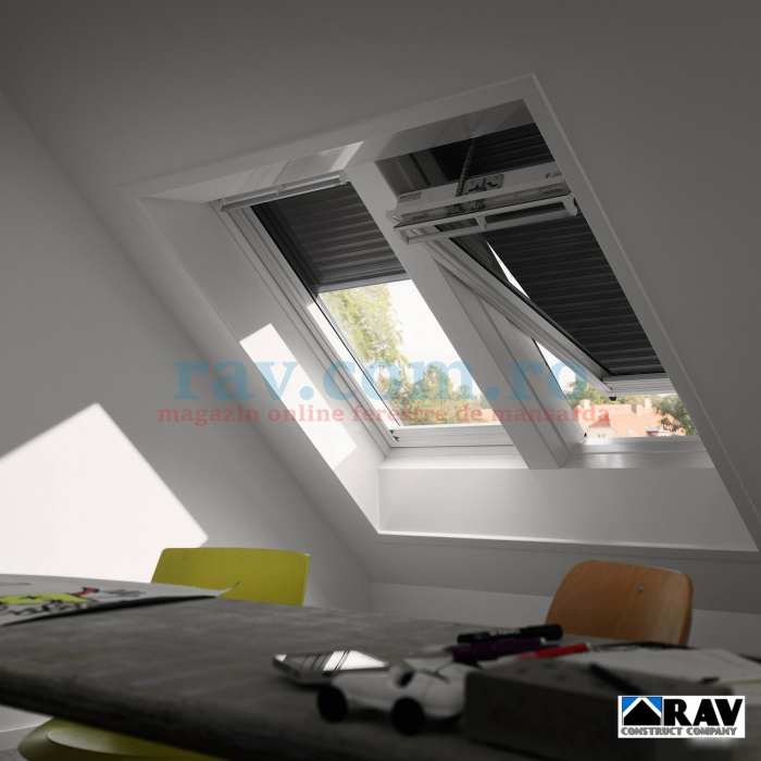 Fereastra VELUX electrica la baie 5
