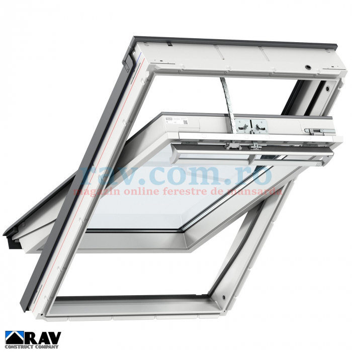Fereastra VELUX electrica la baie 1
