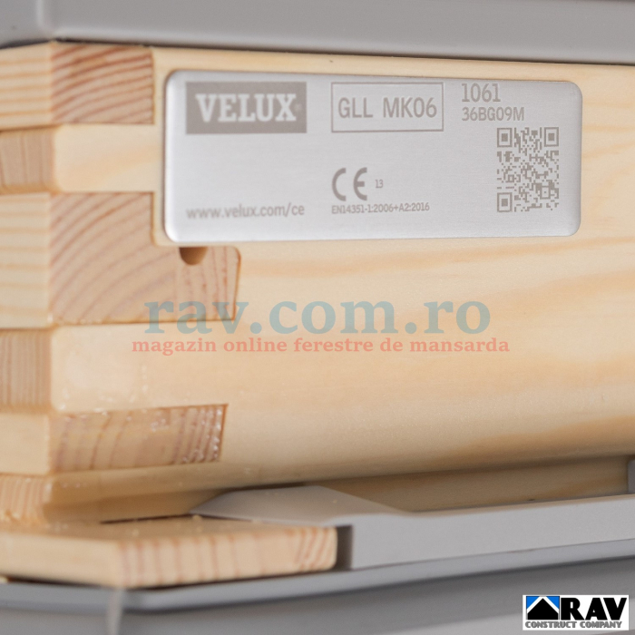 Fereastra VELUX GLL 1061 5