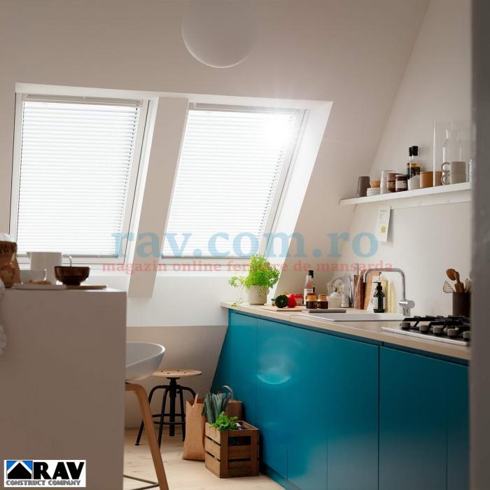 Fereastra de mansarda pentru baie - VELUX GLU 0061 3