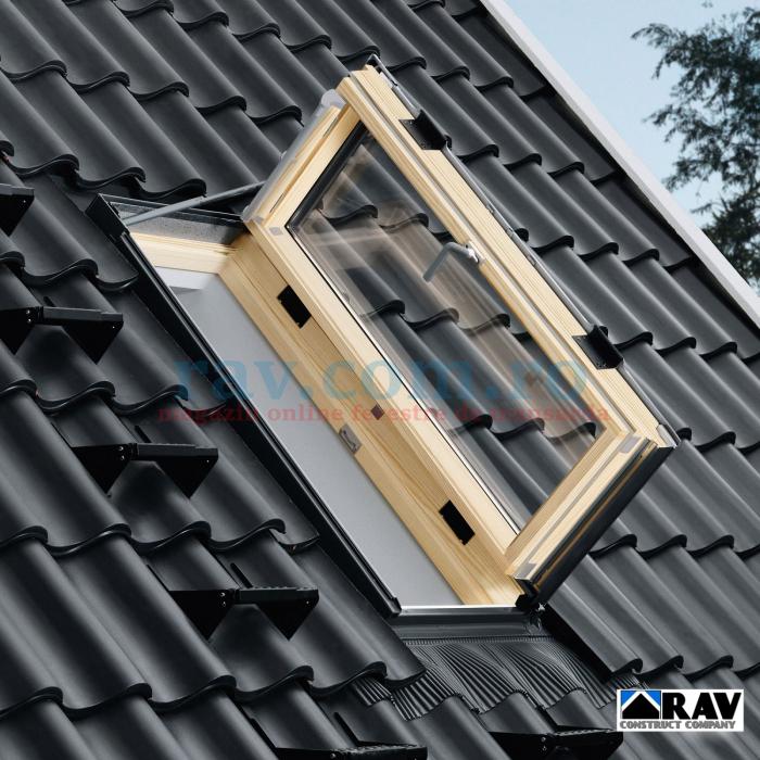 Fereastra VELUX pentru iesire pe acoperis 0