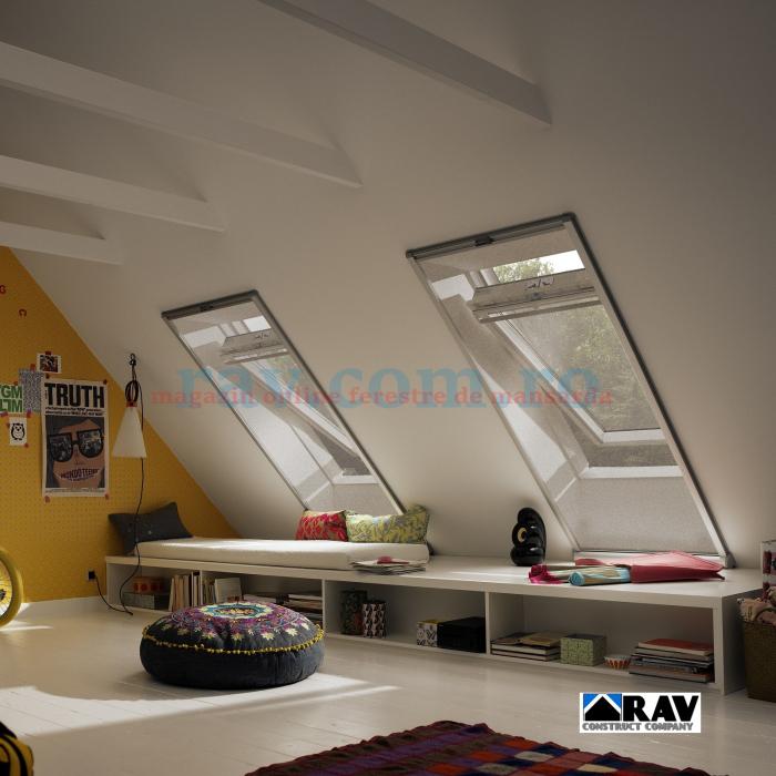 Plasa impotriva insectelor pentru ferestre de mansarda VELUX 3