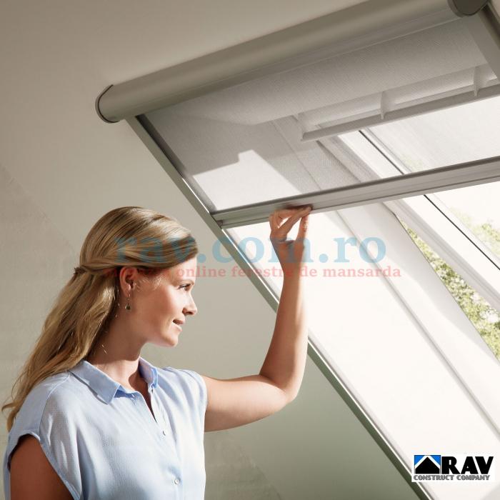 Plasa impotriva insectelor pentru ferestre de mansarda VELUX 0
