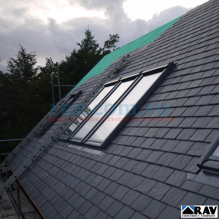 Rama de etansare pentru trei ferestre VELUX alaturate 1