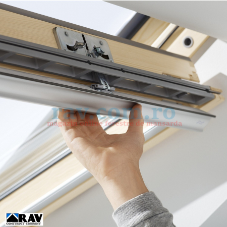 Fereastra VELUX GZL 10513