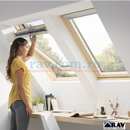 Fereastra VELUX GZL 10512