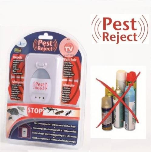 Aparat anti rozatoare si insecte Pest Reject [3]