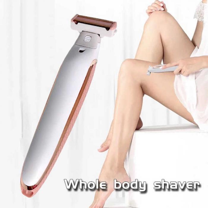 Epilator Flawless Body cu incarcator, pentru orice zona a corpului [6]