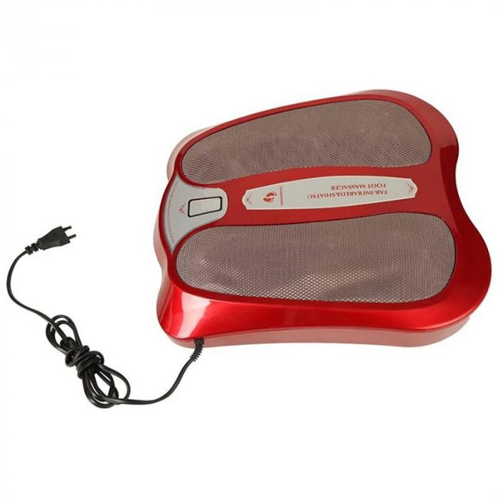 Aparat de masaj pentru picioare cu infrarosu, incalzire si bile Pinxin [4]