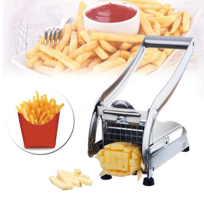 Aparat pentru feliat cartofi Potato chipper [0]