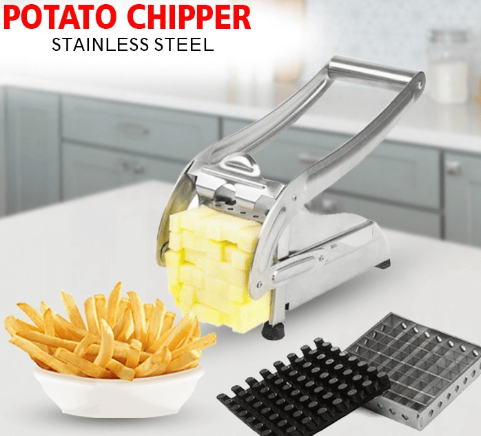 Aparat pentru feliat cartofi Potato chipper [7]