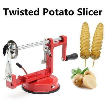 Aparat pentru taiat cartofi in forma de spirala, Spiral Potato Slicer [6]