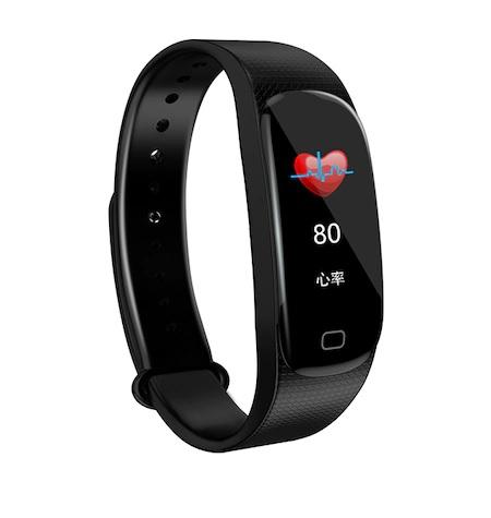 Bratara Fitness M5, monitorizare activitati sanatate, somn, puls, oxigen, ritm cardiac [3]