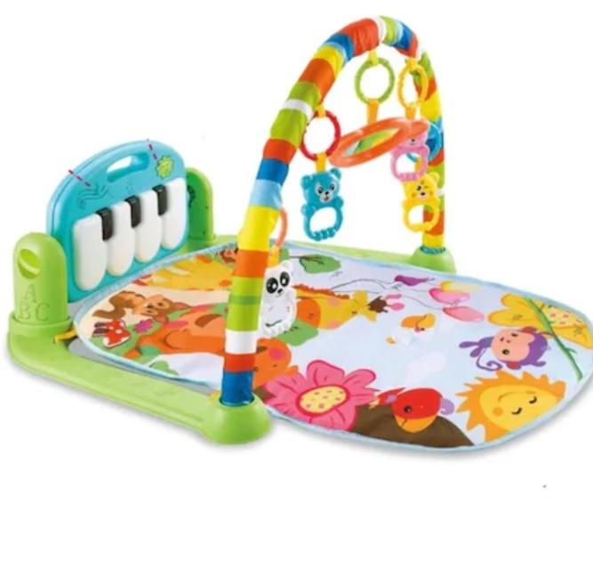 Centru de activitati pentru bebelusi, multifunctional, saltea de activitati, saltea de joaca [2]