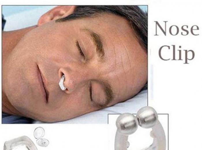 Clesti nazali, impotriva sforaitului, Nose Clip [3]