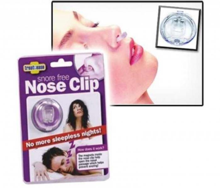 Clesti nazali, impotriva sforaitului, Nose Clip [4]