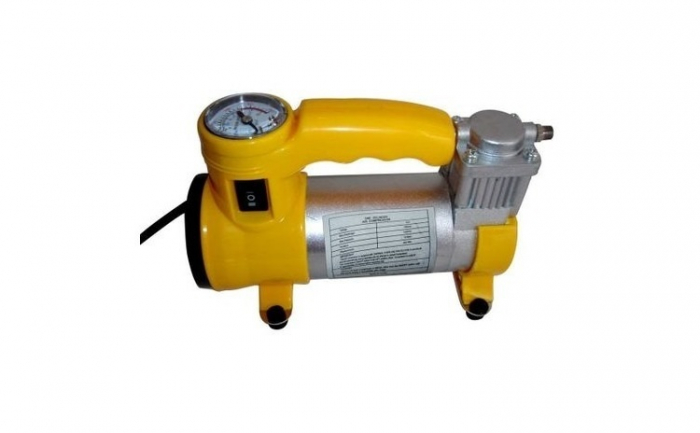 Compresor auto pentru autovehicule, Cyclone, 12 V, 35 L/Min, 150 PSI [2]