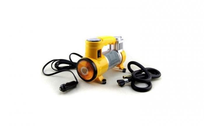 Compresor auto pentru autovehicule, Cyclone, 12 V, 35 L/Min, 150 PSI [3]