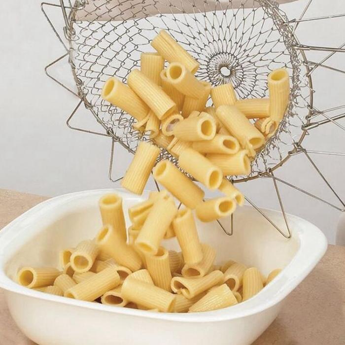 Cos pentru gatit sau scurs, 12 in 1, din inox, Chef Basket [5]