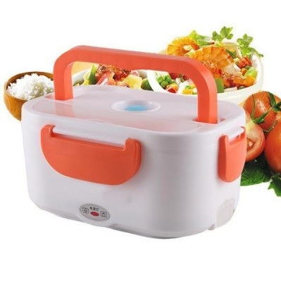 Caserola electrica pentru pranz, caserola cu preincalzire, Electric Lunchbox [0]