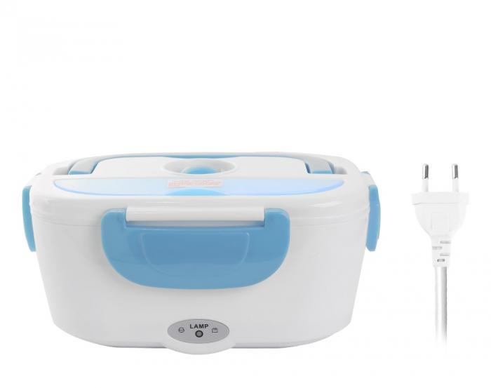 Caserola electrica pentru pranz, caserola cu preincalzire, Electric Lunchbox [8]