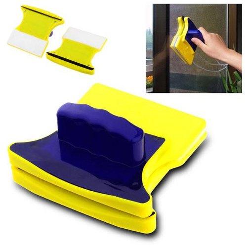 Dispozitiv magnetic de curatat geamuri [2]