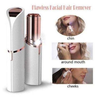 Epilator facial hipoalergenic fara durere Flawless [1]