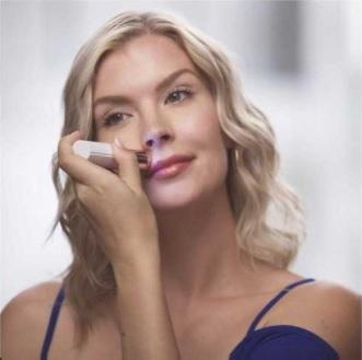Epilator facial hipoalergenic fara durere Flawless [6]