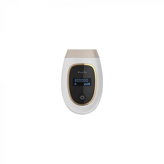 Epilator IPL HB-90, 300.000 impulsuri, ecran LCD, lungime unda 550-1200nm, Hausberg [3]