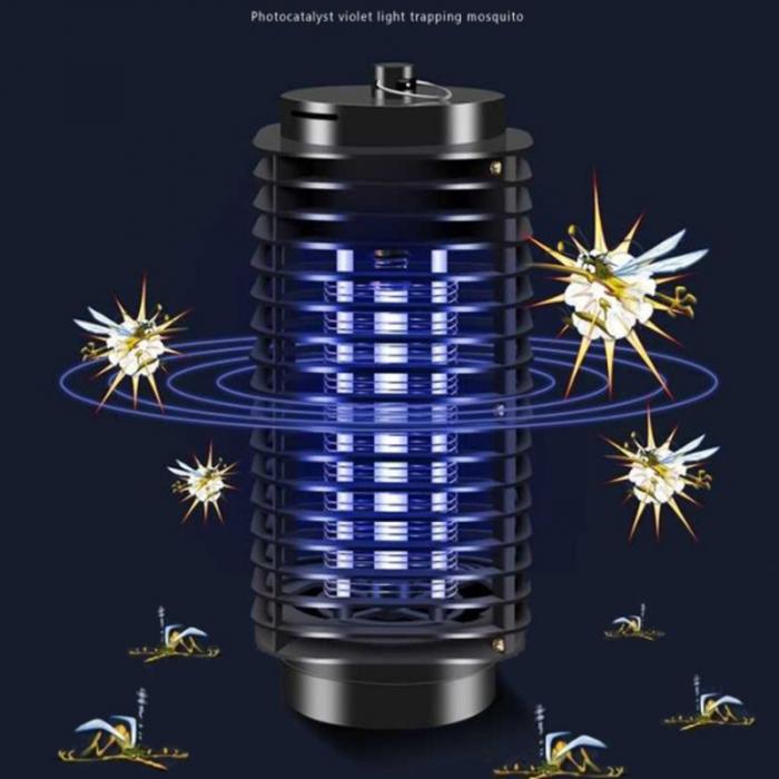 Felinar electric UV impotriva insectelor, Mosquito Killer [4]